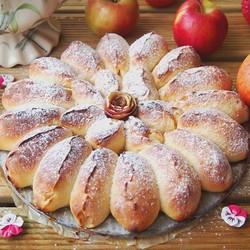 Пирог манник на кефире в духовке классический рецепт с ...