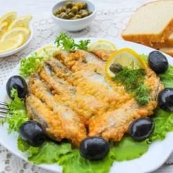 Рыба в тесте в кляре рецепт с фото пошагово - 1000.menu