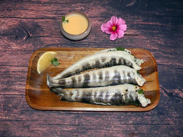 Вареная ледяная рыба рецепт с фото - 1000.menu