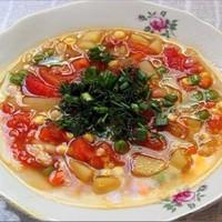 Фасолевый суп-пюре с перловкой рецепт с фото пошагово ...