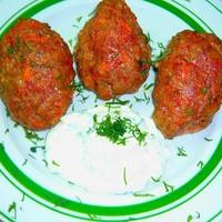 Котлеты из фарша индейки на сковороде без яиц рецепт с ...