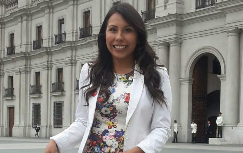 Periodista Marilyn Pérez revela cómo bajó ocho kilos en un mes ...