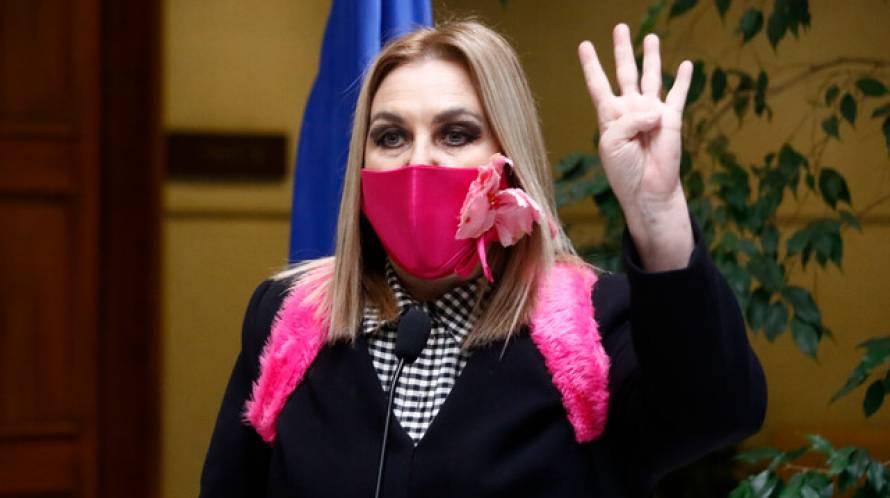 """Pamela Jiles en Bienvenidos: """"Les anuncio que vienen el tercer, cuarto y  quinto retiro"""""""
