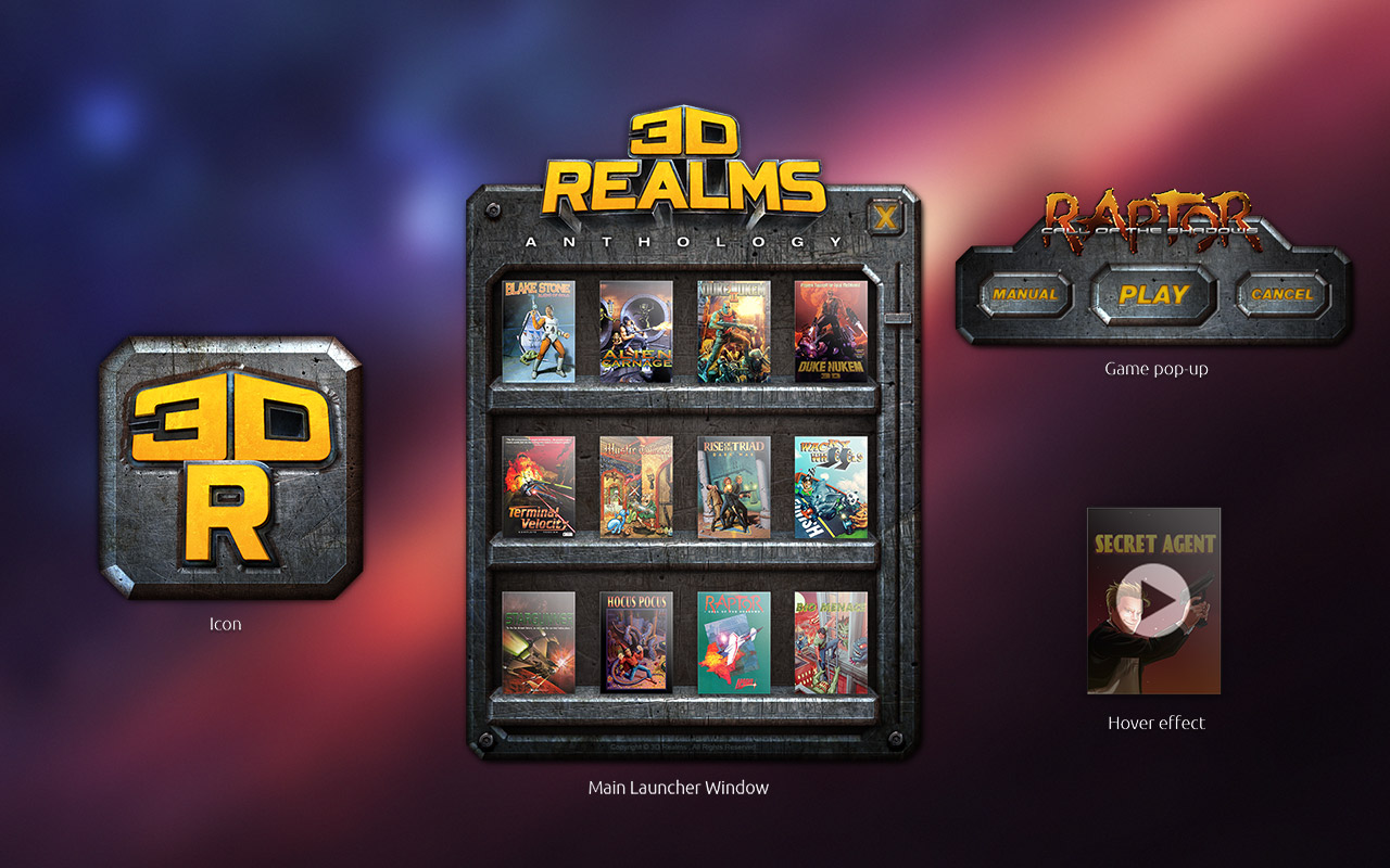 3D Realms Anthology 3D Realms Firepower Matters