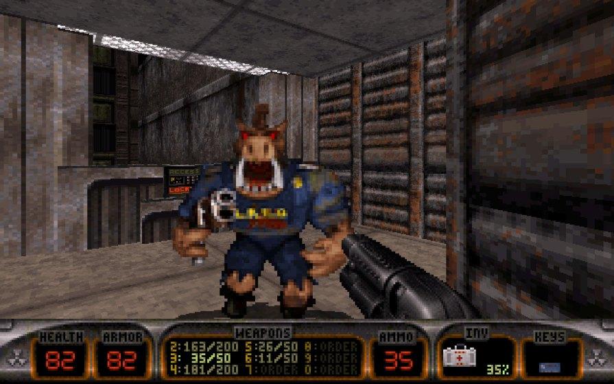Image result for duke nukem 3d