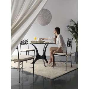table ronde fer forge achat en ligne