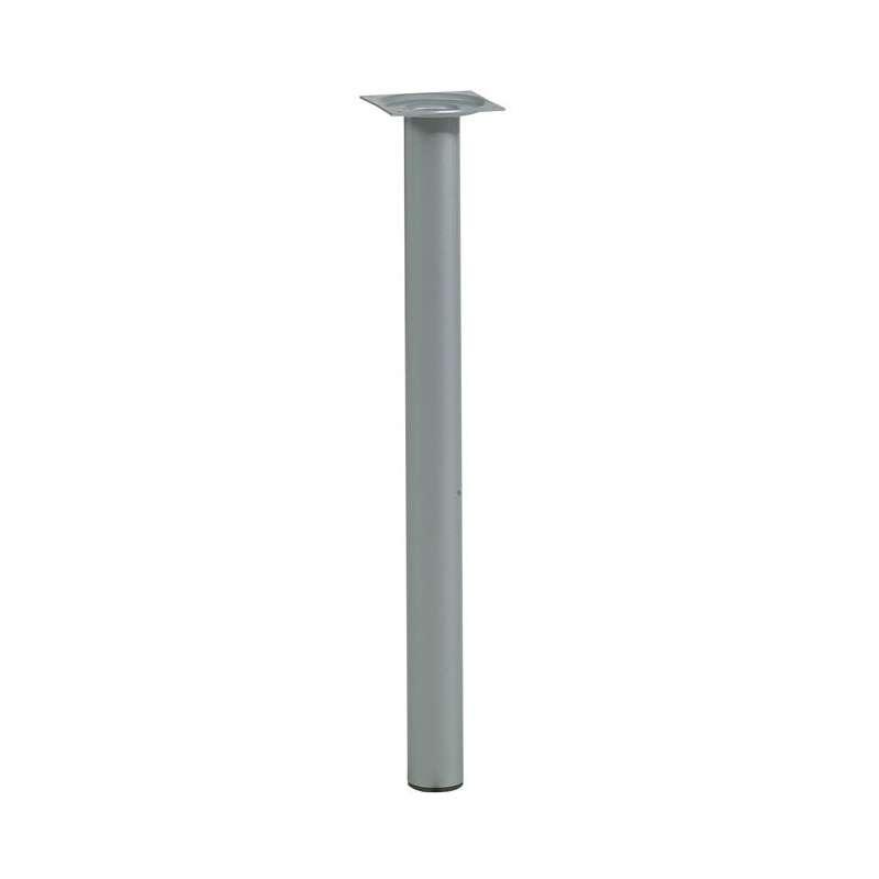 pied pour table de cuisine hauteur 90 cm a l unite p60