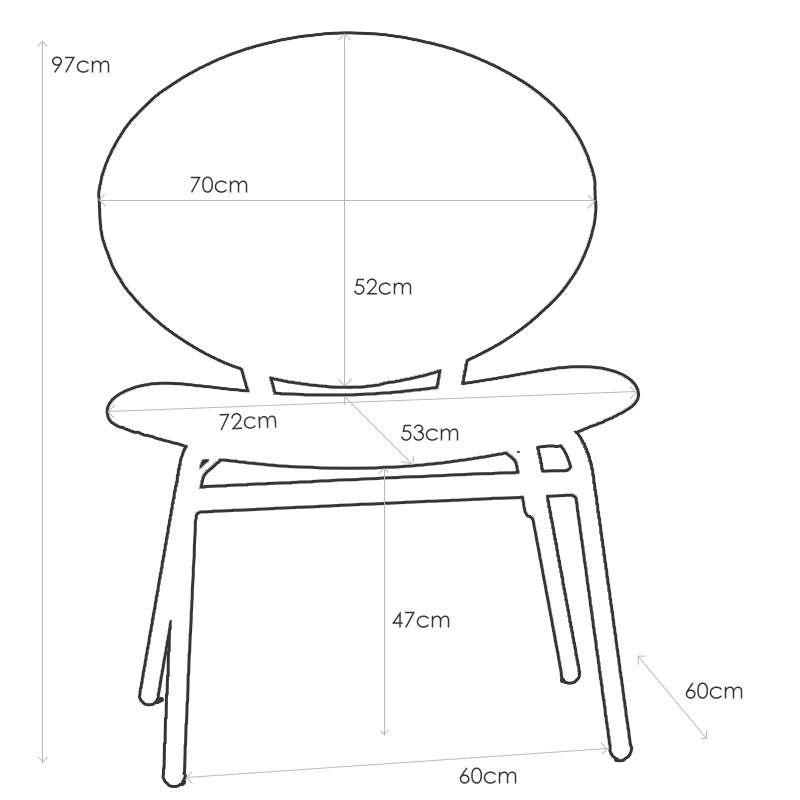 chaise confort ergonomique pour personne corpulente solatium carrier