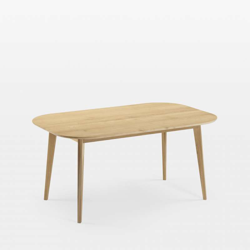 table scandinave en bois massif fabrication francaise snb