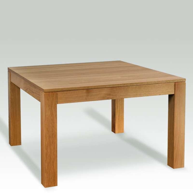 table carree extensible en bois massif made in france moderne mc