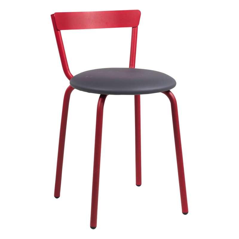 chaise de cuisine moderne de fabrication francaise xoxo carrier