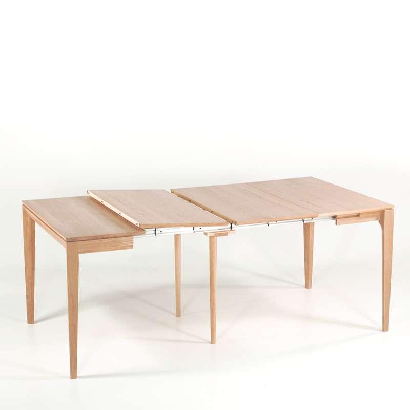 console extensible en bois de chene fabrication francaise buzz
