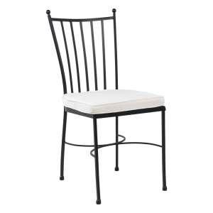 chaise de jardin metal achat en ligne