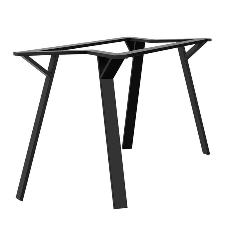 pietement de table design en metal made in france wild carrier