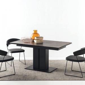 table a pied central achat en ligne