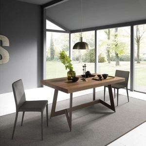 table salle a manger style industriel