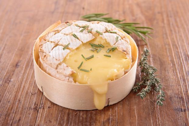 Camembert passé au four