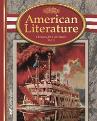 Abeka Product Information American Literature
