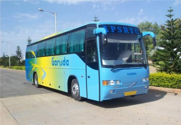 APSRTC Online Bus Ticket Booking - Get Upto Rs.400 Off on ...