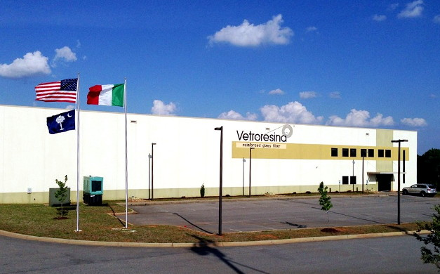 Vetroresina LLC Growing Its Operations In Greenville SC