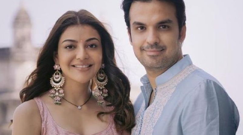 Newly Wed Kajal Aggarwal Shares Her Feeling Of Being Called 'Mrs Kitchlu': 'I Love The Sound Of It'
