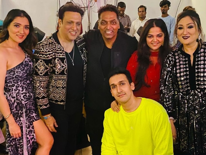 Govinda's special surprise party with wife Sunita on her birthday; Says 'We Stop When the Milkman Ranges the Bell at 6 A.M.' - Kultejas News