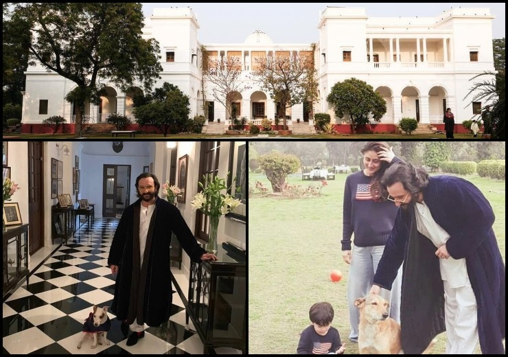 Pataudi House values at 800 crore, Saif got it back with his earning