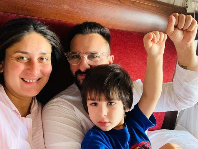 Kareena Kapoor shifted to a new house before the birth of her second child, a beautiful glimpse