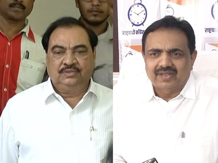 Eknath Khadse to join NCP on Friday afternoon, announces Jayant Patil