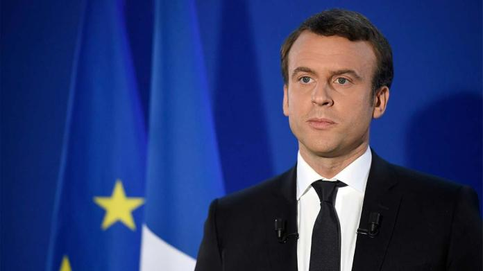 French President asks G-7 countries to lift the ban on export of vaccine raw materials to India