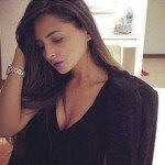 Karan's girlfriend Jinita is drop-dead gorgeous and sexy. Won't you agree? (Image Courtesy - Instagram/Jinitasheth)