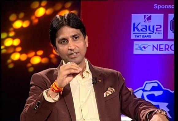 प्रेस कन्फ्रेंस में कुमार विश्वास ने कहा, राज्यसभा में जाना चाहता हूं