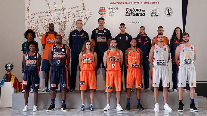 Valencia Basket Luanvi