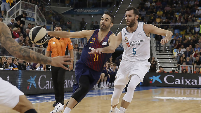 Real Madrid Baloncesto Rudy