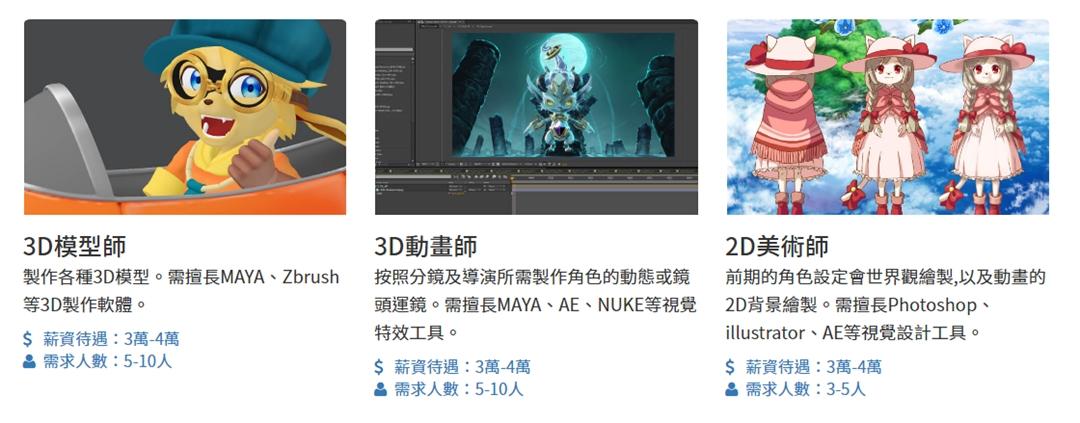【純正日本CG動畫徵才面試說明會】體驗日本工作模式x實現赴日工作夢想|Accupass 活動通
