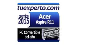 Tuexperto Award - Aspire R11