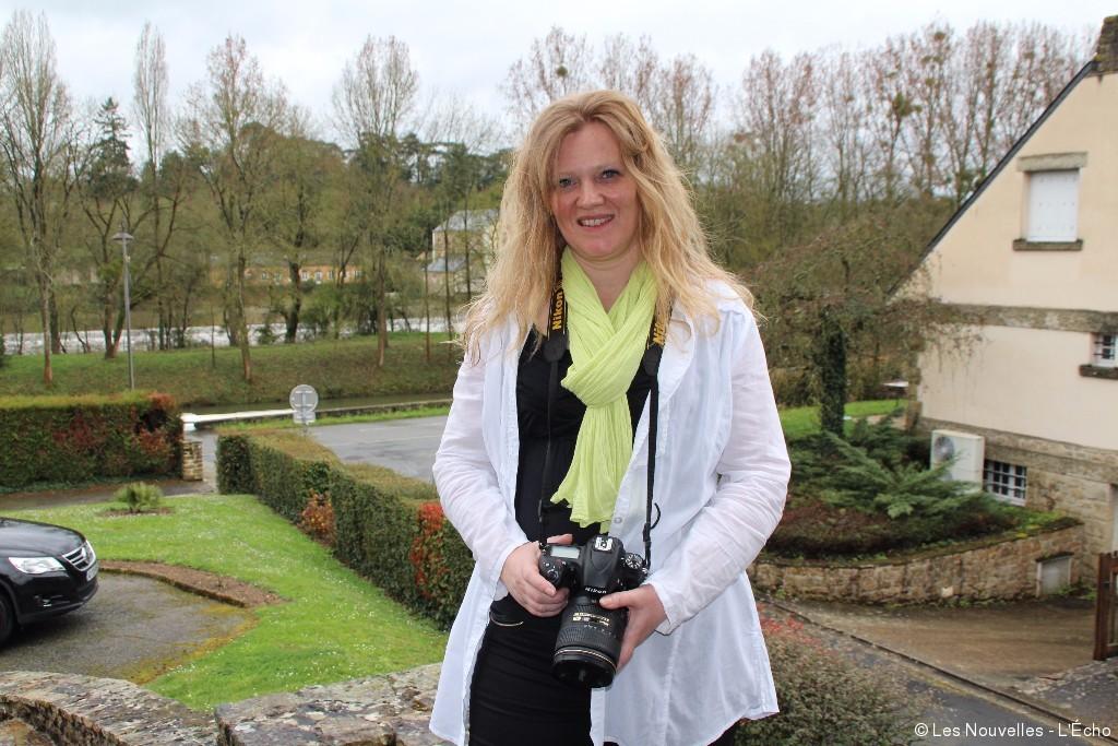 Rencontre avec... Lucile Carré, photographe à Juigné
