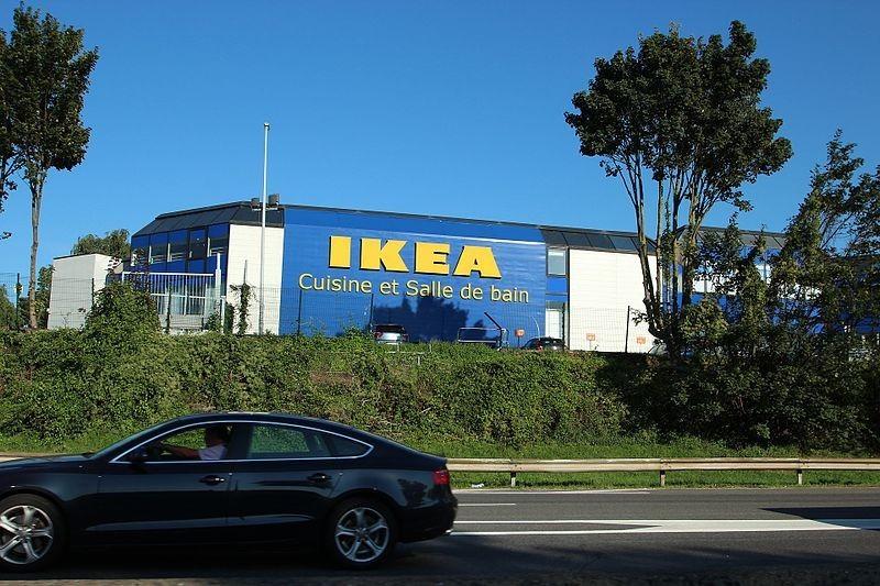 Commerce Ikea Ouvre Des Points De Retrait à Nancy Et Dans