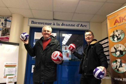 Recent: a Dodgeball membership created in Saint-Malo