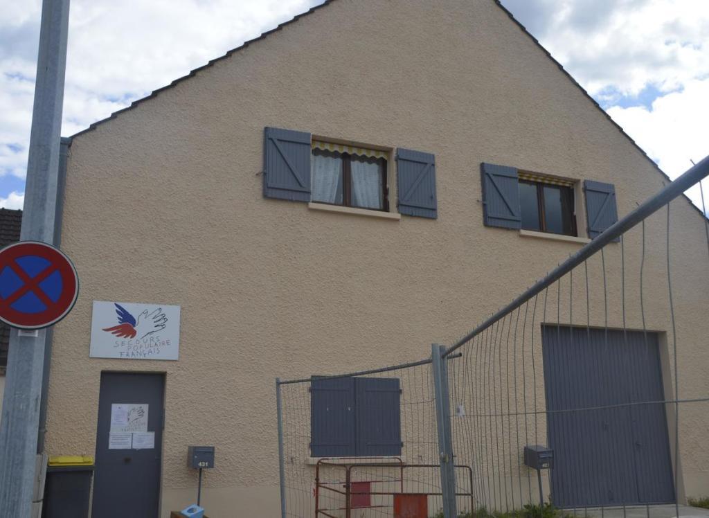 L'antenne du Secours populaire français de Vaux-le-Pénil doit être vidée avant septembre