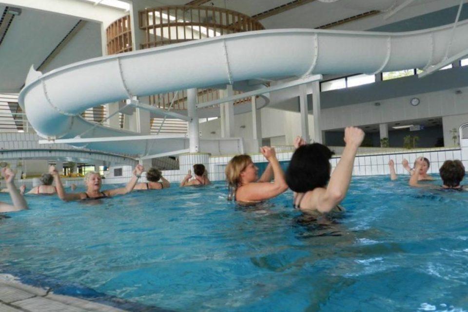 respecter a la piscine