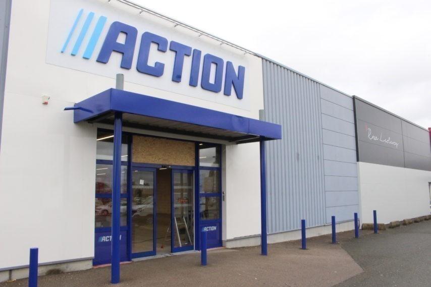 action va ouvrir un nouveau magasin