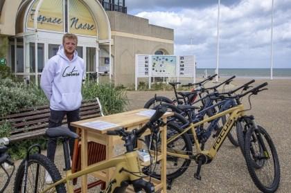 Electrical bikes: novel plans to hire them on the Côte de Nacre