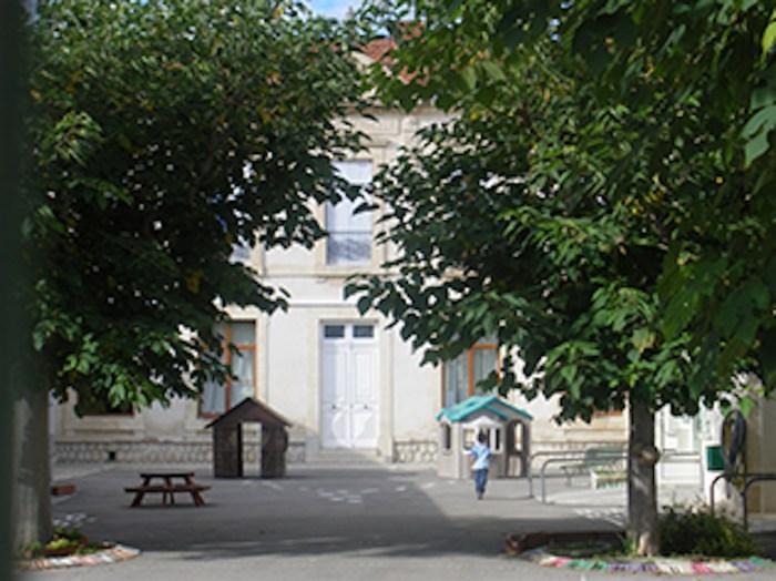 L'école maternelle le Vidourle, à Marsillargues.