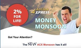 ACX Money Monsoon