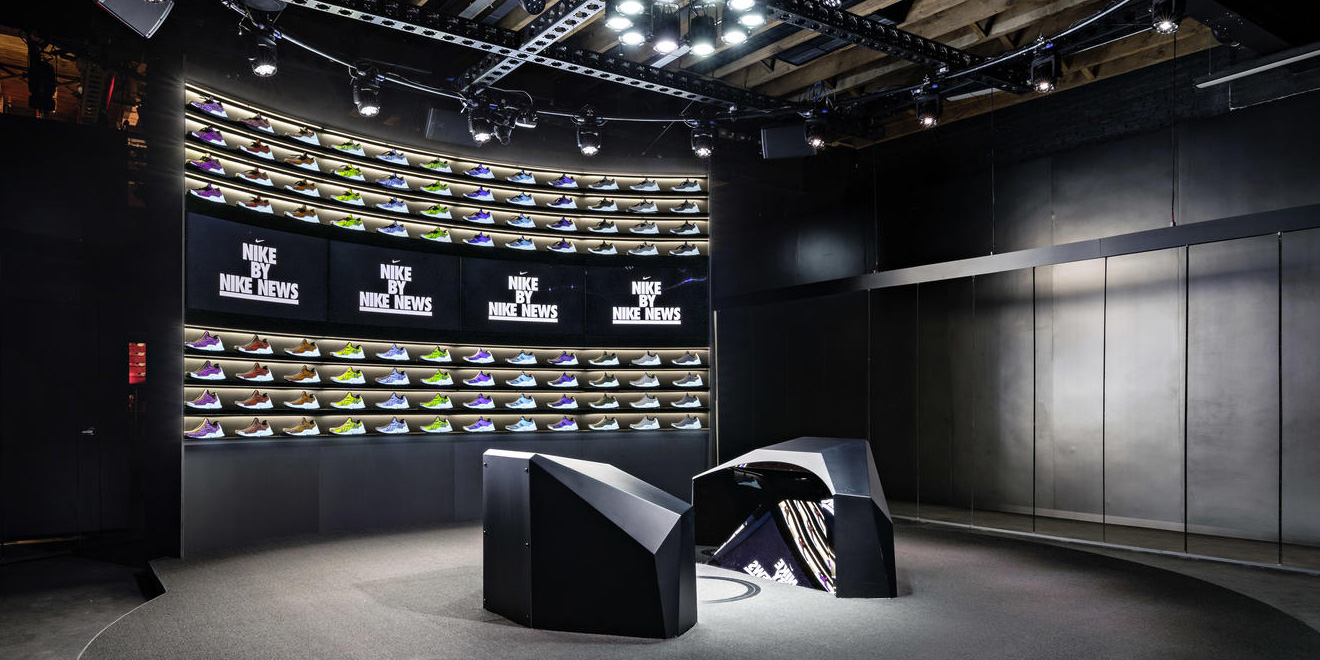 Future Of Retail Nike S Cool New Toy Lets You Design And