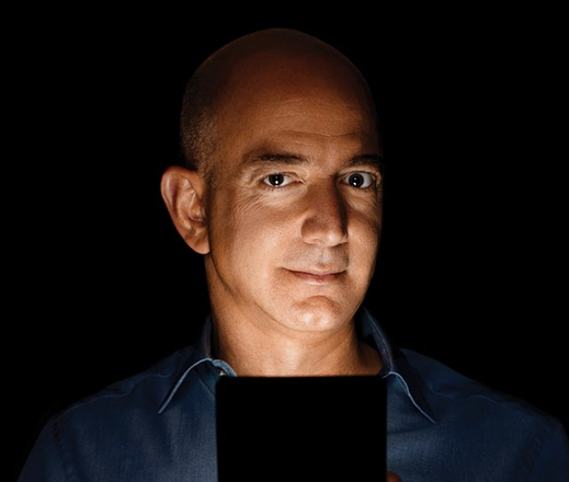 Jeff Bezos Ceo Chairman President Founder Amazon Revenue   Billion