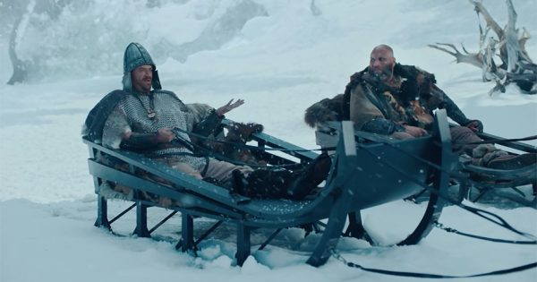 A Viking Is Shamed For Buying An Overpriced Sled In