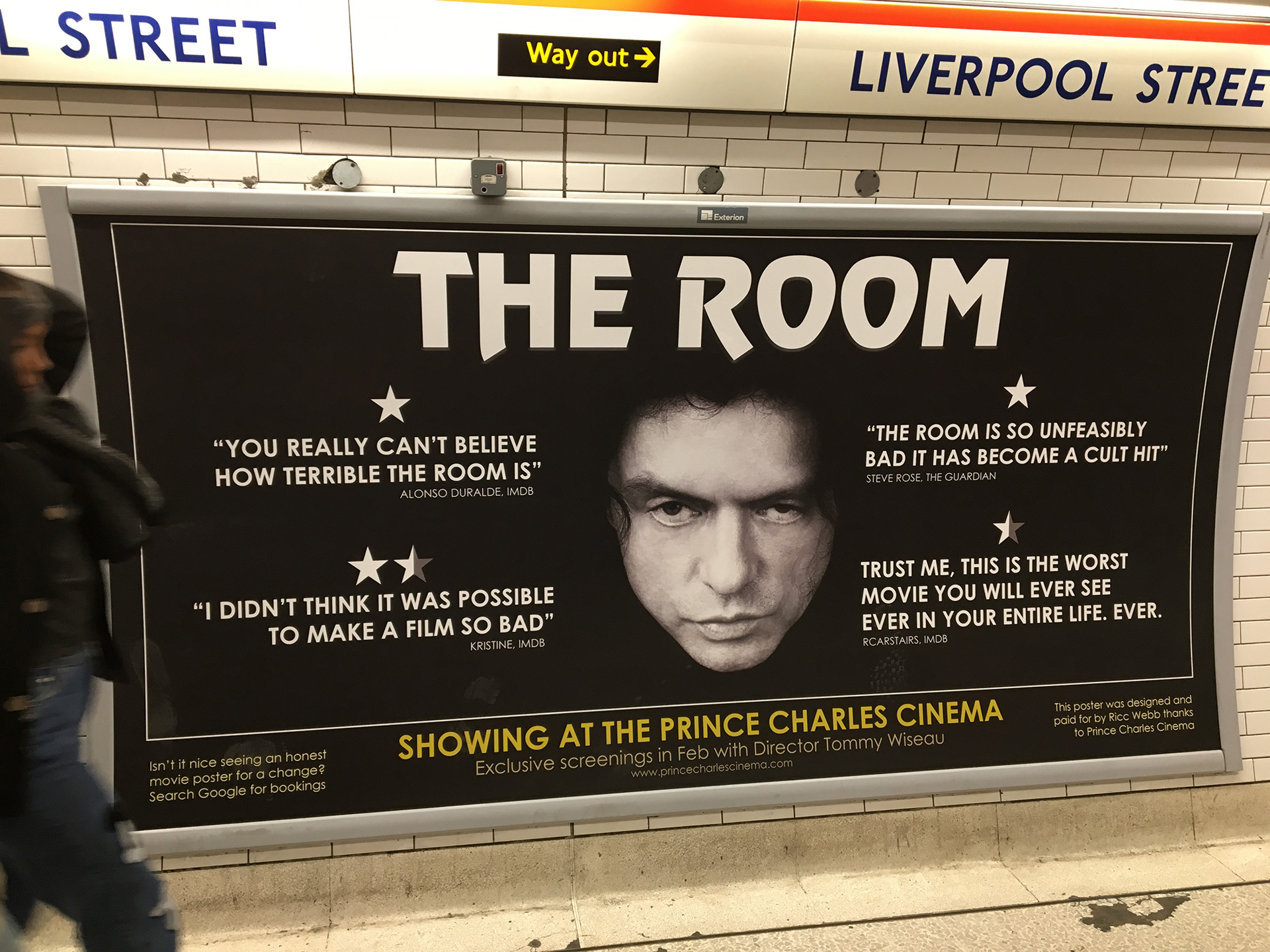 Image result for the room poster