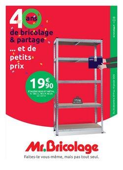 Mr Bricolage Catalogue Reduction Et Code Promo Janvier 2021
